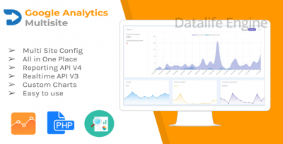 Google Analytics Multisite v1.0 - скрипт Google аналитики